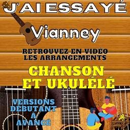 J'ai essayé - Vianney - Chanson et Ukulele